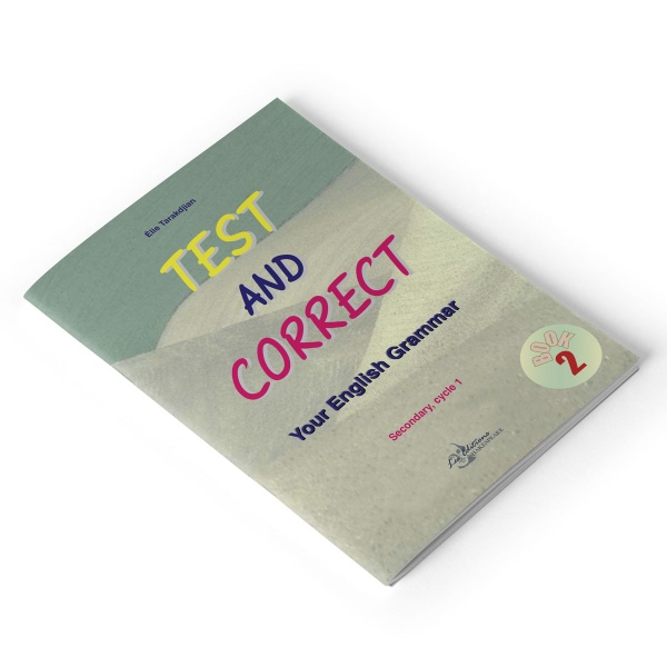 test-and-correct-book-2